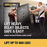 Shoulder Dolly Moving Straps - Lifting Strap for