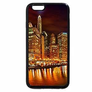 iPhone 6S Plus Case, iPhone 6 Plus Case, Electric city