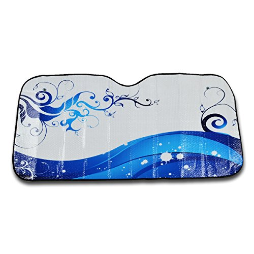 Front Sun Shade Dancing Wave product image