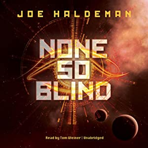 None So Blind Audiobook
