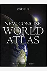 Oxford New Concise World Atlas Hardcover