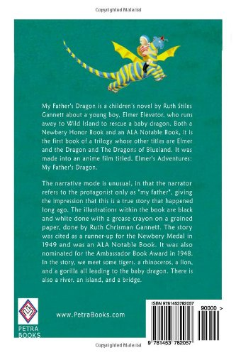 My fathers dragon the bestselling children story ruth stiles my fathers dragon the bestselling children story ruth stiles gannett ruth chrisman gannett 9781453782057 amazon books fandeluxe Image collections