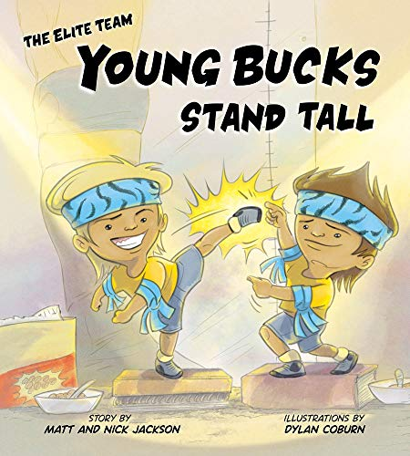 Young Bucks Stand Tall (The Elite Team) f896d3db38992