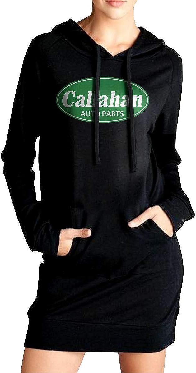 TDYUS DesignName Womens Fashion Black Hoodies With Pocket
