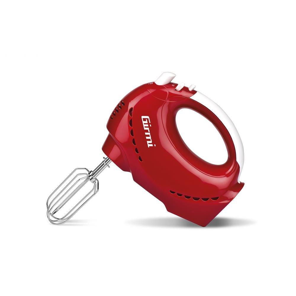 Girmi SB01 Sbattitore 200 W, Rosso