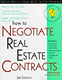 img - for How to Negotiate Real Estate Contracts (Complete Book of Real Estate Contracts) by Mark Warda (1998-02-24) book / textbook / text book