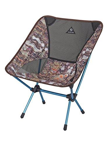Burton Chair One Camping Chair, Day Tripper Print