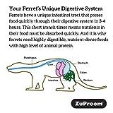 ZuPreem Premium Daily Ferret Diet Food - Nutrient