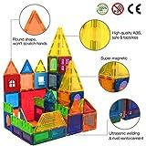 JUMAGA Magnetic Building Blocks Tiles for Kids Age