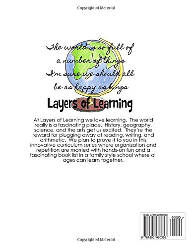 Layers of Learning Year Three Unit Six: Thirty Years' War, Spain ...