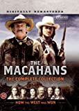 How the West Was Won - Complete Collection - 14-DVD Box Set ( The Macahans ) [ NON-USA FORMAT, PAL, Reg.2 Import - Sweden ]