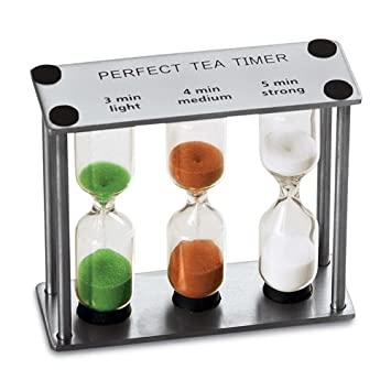 amazon co jp lily s home perfect tea timer three in one 3 4 5