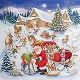 Christmas Eve Jumbo Advent Calendar / Christmas Countdown