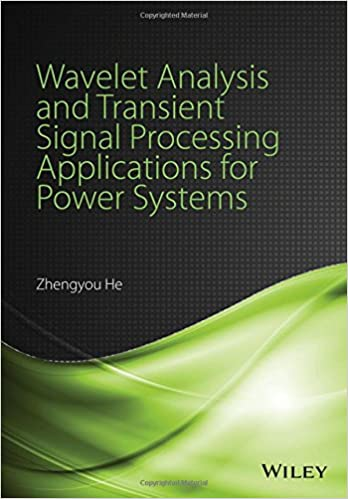 Wavelet analysis and transient signal processing applications for wavelet analysis and transient signal processing applications for power systems 1st edition fandeluxe Images