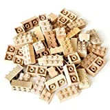 MOKULOCK heather lock OTONA 60 piece set wooden blocks
