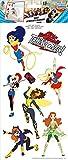Sandylion Super Hero Girls Removable Decal