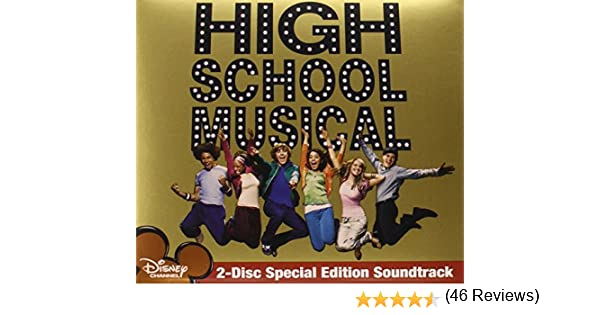 High School Musical: Soundtrack : Amazon.es: Música