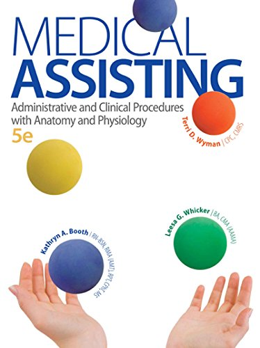 Medical Assisting: Administrative and Clinical Procedures, 5th edition Pdf