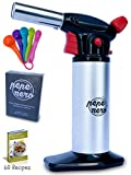 Best Cooking Torches - Cooking Torch For Creme Brulee By Pepe Nero: Review