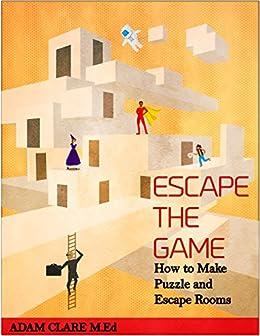 Escape Game puzzle escape rooms ebook product image