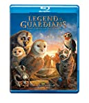 Cover Image for 'Legend of the Guardians: The Owls of Ga'hoole (Blu-ray/DVD Combo + Digital Copy)'