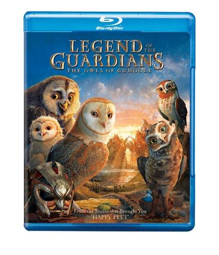 Legend Guardians Owls Gahoole Blu ray product image