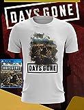 Days Gone é um jogo eletrônico de ação-aventura e sobrevivência desenvolvido pela SIE Bend Studio e publicado pela Sony Interactive Entertainment exclusivamente para PlayStation 4. Compre e ganhe uma linda Camiseta