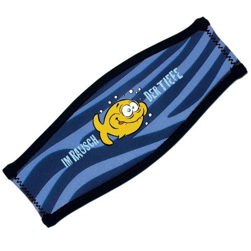 iQ-Company Uni Tauchmaskenband Rausch der Tiefe, 2480_navy, 371317_2480_Stk.