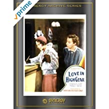 Love in High Gear (1932)