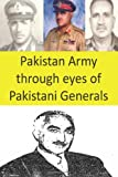 Pakistan Army Through Eyes of Pakistani Generals, Agha Amin, 1480085960