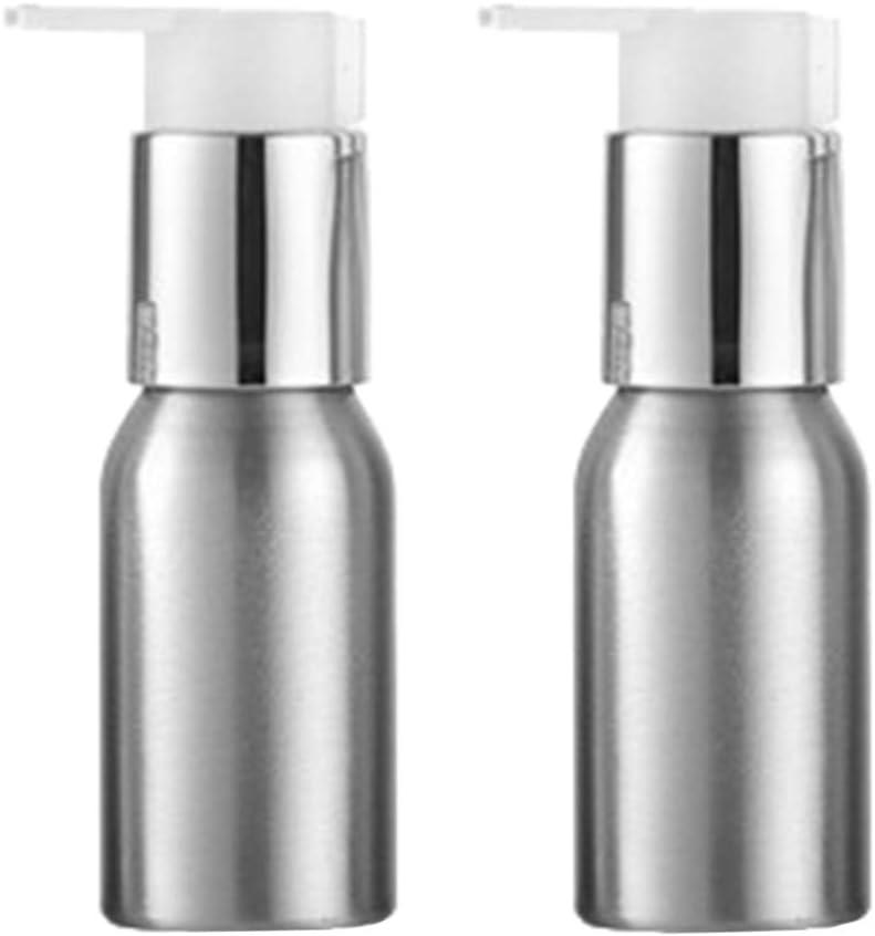 MagiDeal 2X Botella de Spray Vacía de Bomba Pulverizador de Agua para Planta Peluquería - 40ml