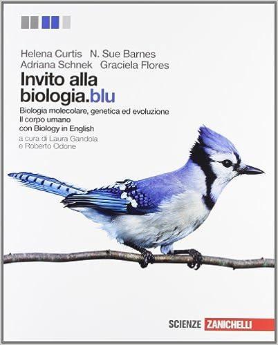 Invito alla biologia.blu