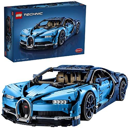 LEGO42083TechnicBugattiChiron,SuperSportsCarExclusiveCollectibleModel,AdvancedBuildingSet