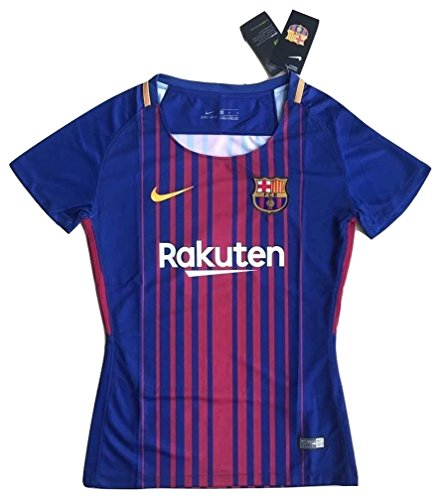 e4fb7eba8 Simeonka-Hrisy Women s FC Barcelona 2017-2018 Home Soccer Jersey Royal Blue  Red (Women s Large) - Buy Online in UAE.