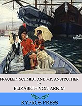book cover of Fraulein Schmidt and Mr Anstruther