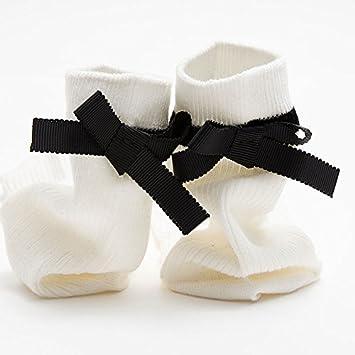 XIU*RONG Calcetines Calcetines Niños En Montones De Estudiantes Shutiao Puro Algodón Calcetines Calcetines Blancos