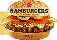 Hamburgers - forme découpée par Stéphanie Bulteau