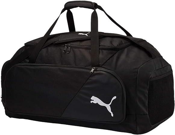 Puma LIGA Gym Sack Sporttasche Schwarz-Azurblau-Rot