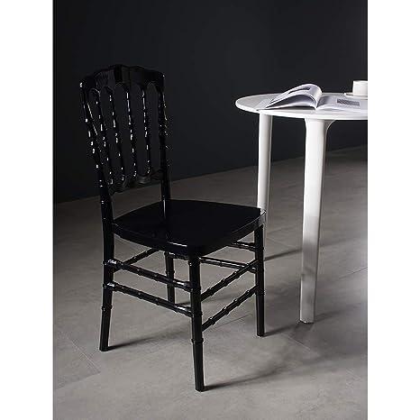 Amazon.com: LRZS-Furniture Silla de bambú de diseño nórdico ...