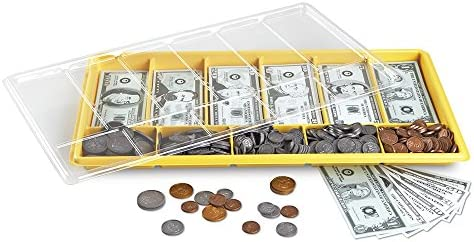 Learning Resources Giant Classroom Money product image