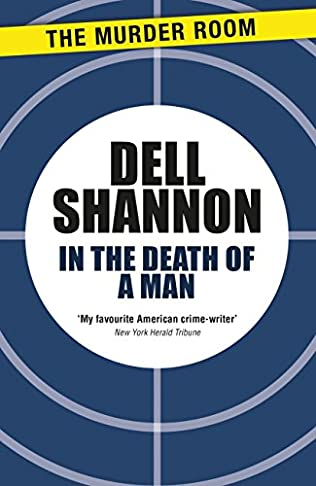 book cover of In the Death of a Man