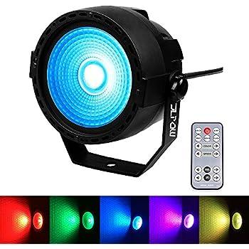 Amazon Com Tsss Mini Rgb Led Spotlight Color Changing