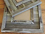 16x20 Durango Reclaimed Wood / Western Picture Frame