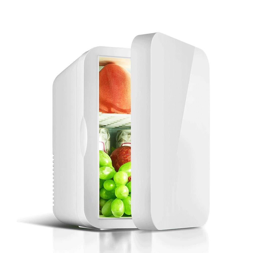 HKJhk 6L Mini Refrigerator Home Small Dormitory Student Refrigeration Single Car Home Dual-use Car Small Refrigerator (Size : Car)