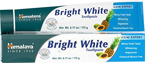 Himalaya Bright White Toothpaste 175 Gm ()