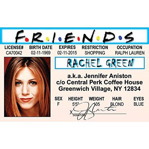 Signs 4 Fun Njaida Rachel's Driver's License