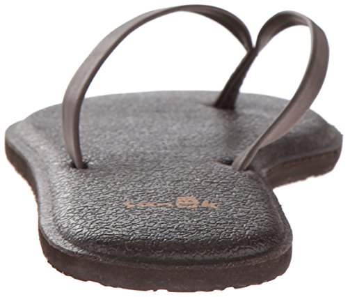 Sanuk Womens Yoga Bliss Flip Flop Brown 51fCyl
