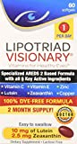 Best Eye Vitamins - Lipotriad Visionary AREDS2 Based Eye Vitamin and Mineral Review