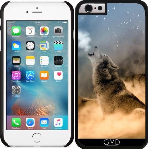 Coque pour Iphone 6 (4,7 '') - Loup Faune Sauvage Imaginaire by WonderfulDreamPicture