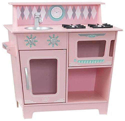 KidKraft Classic Kitchenette - Pink Playset
